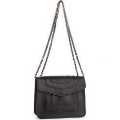 Torebka CREOLE - K10542  Czarny. Czarne torebki klasyczne damskie Creole, ze skóry. W wyprzedaży za 159,00 zł.