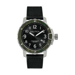 """Zegarki męskie: Zegarek """"NAD15011G"""" w kolorze czarnym"""