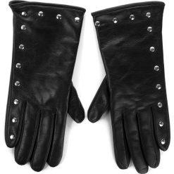 Rękawiczki Damskie MARELLA - Comodo 65660586  001. Czarne rękawiczki damskie Marella, ze skóry. Za 549,00 zł.