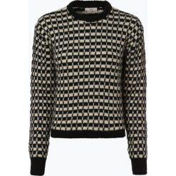 Minimum - Sweter damski z dodatkiem moheru – Ain, czarny. Czarne swetry klasyczne damskie Minimum, l, z materiału. Za 349,95 zł.