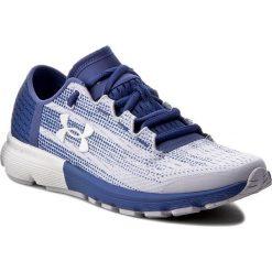 Buty UNDER ARMOUR - Ua W Speedform Velociti 1285496-500 Lic/Spl/Wht. Fioletowe buty do biegania damskie Under Armour, z gumy. W wyprzedaży za 309,00 zł.