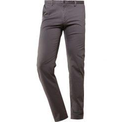 Chinosy męskie: BOSS Green ROGAN Spodnie materiałowe grey