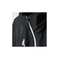 Bluzy dresowe Dziecko adidas  Bluza Tiro 17 Presentation Jacket. Czarne bluzy chłopięce marki Adidas, z dresówki. Za 199,00 zł.
