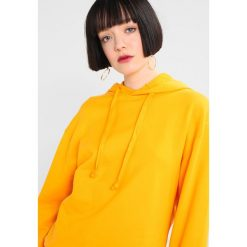 Bluzy damskie: NAKD BASIC HOODIE Bluza z kapturem orange
