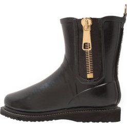 Ilse Jacobsen Kalosze black. Brązowe buty zimowe damskie marki Alma en Pena, z materiału, na obcasie. W wyprzedaży za 379,50 zł.
