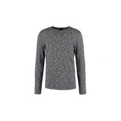 Swetry Jack   Jones  Trui. Czarne swetry klasyczne męskie marki Jack & Jones, l, z bawełny, z okrągłym kołnierzem. Za 118,51 zł.