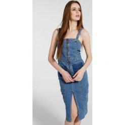 Sukienki: Sukienka - 1-12818 JEANS