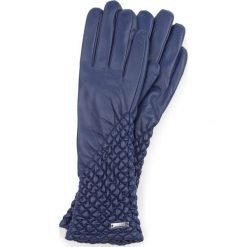 Rękawiczki damskie: 39-6L-214-GN Rękawiczki damskie
