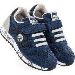 Buty dziecięce: Trampki na gumkę i rzep EMMY