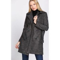 Ciemnoszary Płaszcz Observation. Szare płaszcze damskie zimowe Born2be, l. Za 149,99 zł.