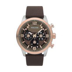 Biżuteria i zegarki: Police PL.15415JSTR/12 - Zobacz także Książki, muzyka, multimedia, zabawki, zegarki i wiele więcej