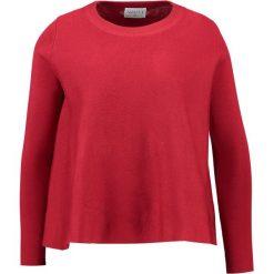 Swetry klasyczne damskie: Compañía fantástica ETONIAN  Sweter red
