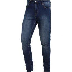 YOURTURN Jeans Skinny Fit blue denim. Niebieskie jeansy męskie YOURTURN. Za 129,00 zł.