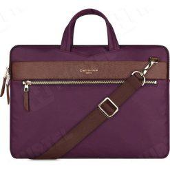 Torba Cartinoe Elegancka torba na laptopa 13,3 cala Cartinoe London Style Series fioletowa. Fioletowe torby na laptopa marki Cartinoe. Za 90,67 zł.