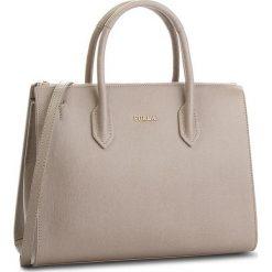 Torebka FURLA - Pin 978706 B BMJ9 B30 Sabbia b. Szare torebki klasyczne damskie marki Furla, ze skóry. Za 1355,00 zł.