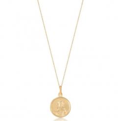 Wisiorek Złoty - złoto żółte 585. Żółte łańcuszki męskie W.KRUK, złote. Za 359,00 zł.