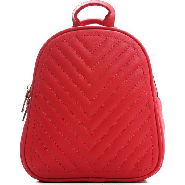 05ae56489e9d7 Czerwony Plecak Late - Czerwone plecaki damskie other, bez wzorów ...