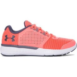 Under Armour Buty W Micro G Fuel Rn London Orange White Rhino Gray 40 (8,5). Białe buty do fitnessu damskie Under Armour. W wyprzedaży za 202,00 zł.