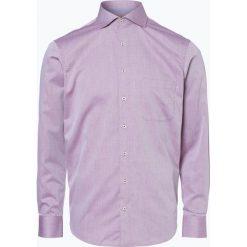 Finshley & Harding - Koszula męska łatwa w prasowaniu, różowy. Czarne koszule męskie non-iron marki Finshley & Harding, w kratkę. Za 179,95 zł.