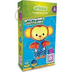 Odzież dziecięca: Wyszywanka-Przytulanka Małpka (283797)