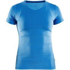 Craft Koszulka Triko Essential V Blue S. Czarne bluzki sportowe damskie marki Craft, m. Za 67,00 zł.