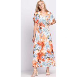 Sukienki: Pomarańczowa Sukienka Swift