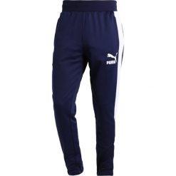 Spodnie męskie: Puma VINTAGE TRACK PANTS Spodnie treningowe peacoat/white