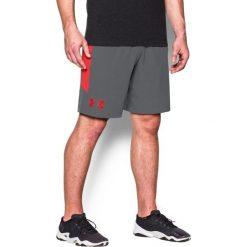 Spodenki i szorty męskie: Under Armour Spodenki męskie Scope Shorts szaro-czerwone r. M (1271942040)