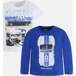 Odzież chłopięca: Mayoral - T-shirt + longsleeve dziecięcy 92-134 cm
