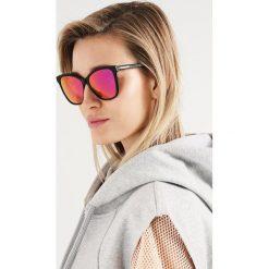 Okulary przeciwsłoneczne damskie aviatory: McQ Alexander McQueen Okulary przeciwsłoneczne black/pink