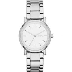 Zegarek DKNY - Soho NY2342 Silver/Steel/Silver/Steel. Szare zegarki damskie DKNY. Za 479,00 zł.