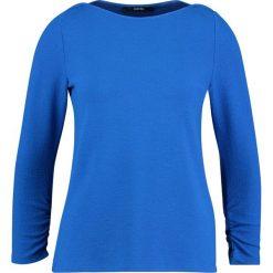 Bluzki asymetryczne: someday. KELA Bluzka z długim rękawem blue iris