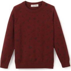 Odzież chłopięca: Sweter wzorzysty 3-12 lat