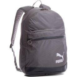 Plecak PUMA - Orginals Daypack 075086  Steel Gray 02. Szare plecaki męskie Puma. W wyprzedaży za 129,00 zł.