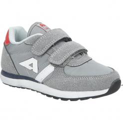 Szare buty sportowe na rzepy American BS-C2922. Szare buciki niemowlęce American, na rzepy. Za 69,99 zł.