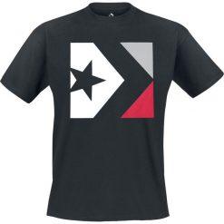 T-shirty męskie: Converse Star Chevron Box Tee T-Shirt czarny