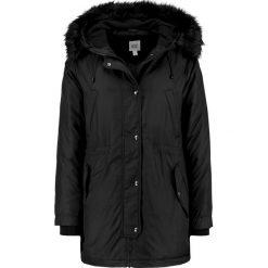 Płaszcze damskie: GAP Płaszcz zimowy true black