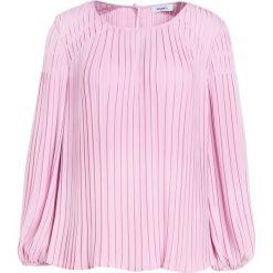 MAX&Co. CAMINO Bluzka lilac. Różowe bluzki asymetryczne MAX&Co., z materiału. W wyprzedaży za 439,50 zł.