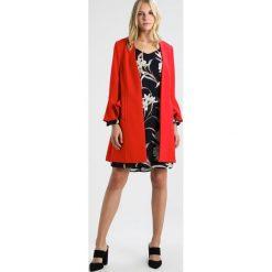 Płaszcze damskie pastelowe: Wallis FLUTE SLEEVE JACKET Płaszcz wełniany /Płaszcz klasyczny red