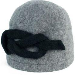 Czapka damska Infinity szara (cz15377). Szare czapki zimowe damskie Art of Polo. Za 56,30 zł.