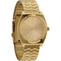 Zegarki damskie: Zegarek damski All Gold Gold Nixon Time Teller A0451511