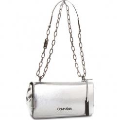 Torebka CALVIN KLEIN - Ck Candy Shoulder M K60K604393  904. Szare torebki klasyczne damskie Calvin Klein, ze skóry ekologicznej. Za 649,00 zł.