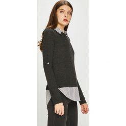 Haily's - Bluzka. Szare bluzki z odkrytymi ramionami Haily's, l, z elastanu, casualowe. Za 69,90 zł.