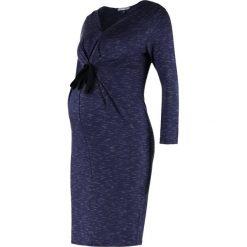 Sukienki hiszpanki: Envie de Fraise Sukienka z dżerseju navy blue