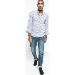 Medicine - Jeansy Let's Rebel. Niebieskie jeansy męskie regular MEDICINE. W wyprzedaży za 79,90 zł.