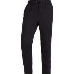 Chinosy męskie: Topman COOK Spodnie materiałowe navy blue