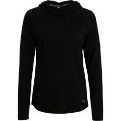 Under Armour STREAKER  Koszulka sportowa black/reflective. Czarne topy sportowe damskie marki Under Armour, s, z materiału. W wyprzedaży za 160,30 zł.