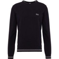 BOSS ATHLEISURE RIMEX Sweter black. Niebieskie swetry klasyczne męskie marki BOSS Athleisure, m. Za 499,00 zł.