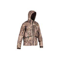 Kurtka myśliwska wodoodporna 500. Szare kurtki męskie marki Burton Menswear London, m, z materiału. Za 399,99 zł.