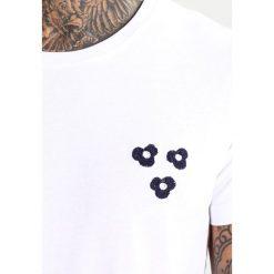 T-shirty męskie z nadrukiem: Suit NOTE Tshirt z nadrukiem white